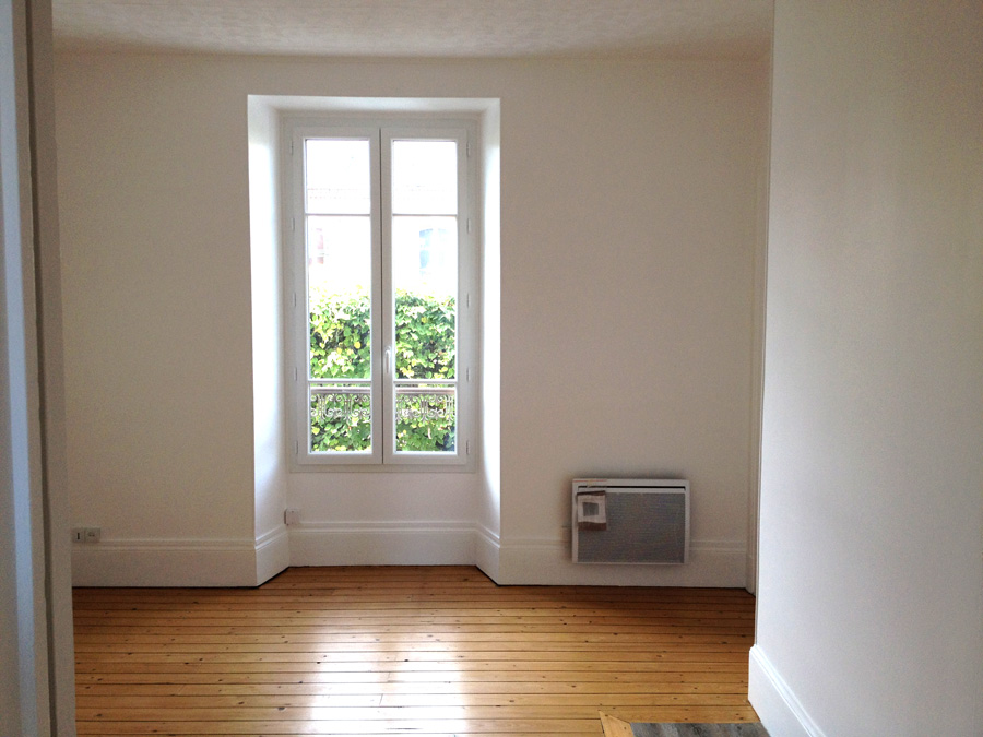 Renovation fenetres appartement