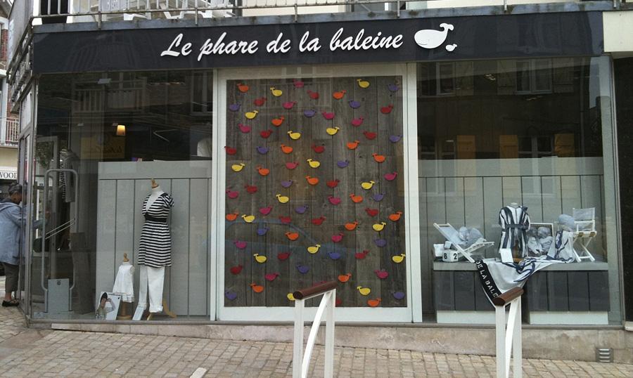 Art d co system r novation d 39 une boutique la baule for Magasin deco exterieur