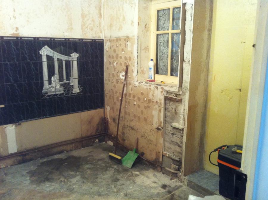 Art d co system travaux en b timent fa ades et murs for Renovation mur ancien interieur